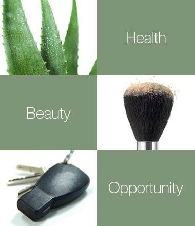 Hochwertige Kosmetikprodukte von LR