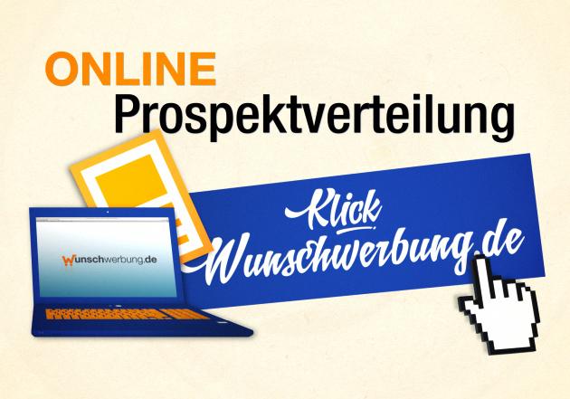 Online Prospektverteilung