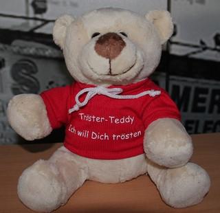 Tröster Teddy Kinderhilfe Eckental