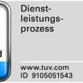 Qualitätssiegel TÜV Rheinland