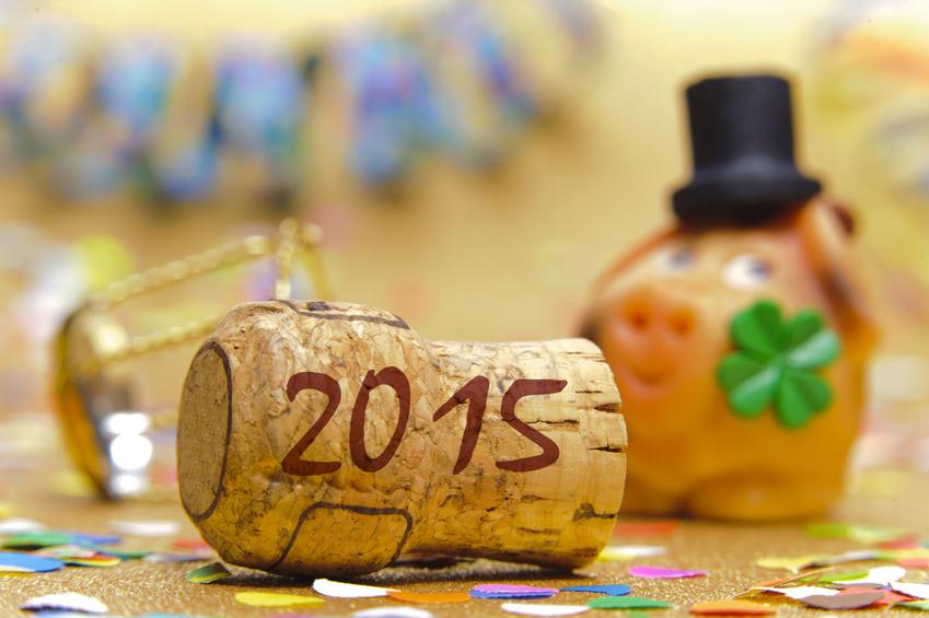 Neujahr 2015