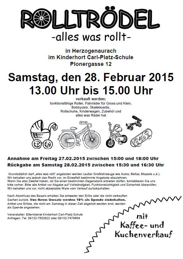 Fahrradbasar Herzogenaurach