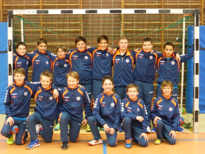 HC Erlangen D Jugend