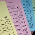 Wahlwerbung verteilen