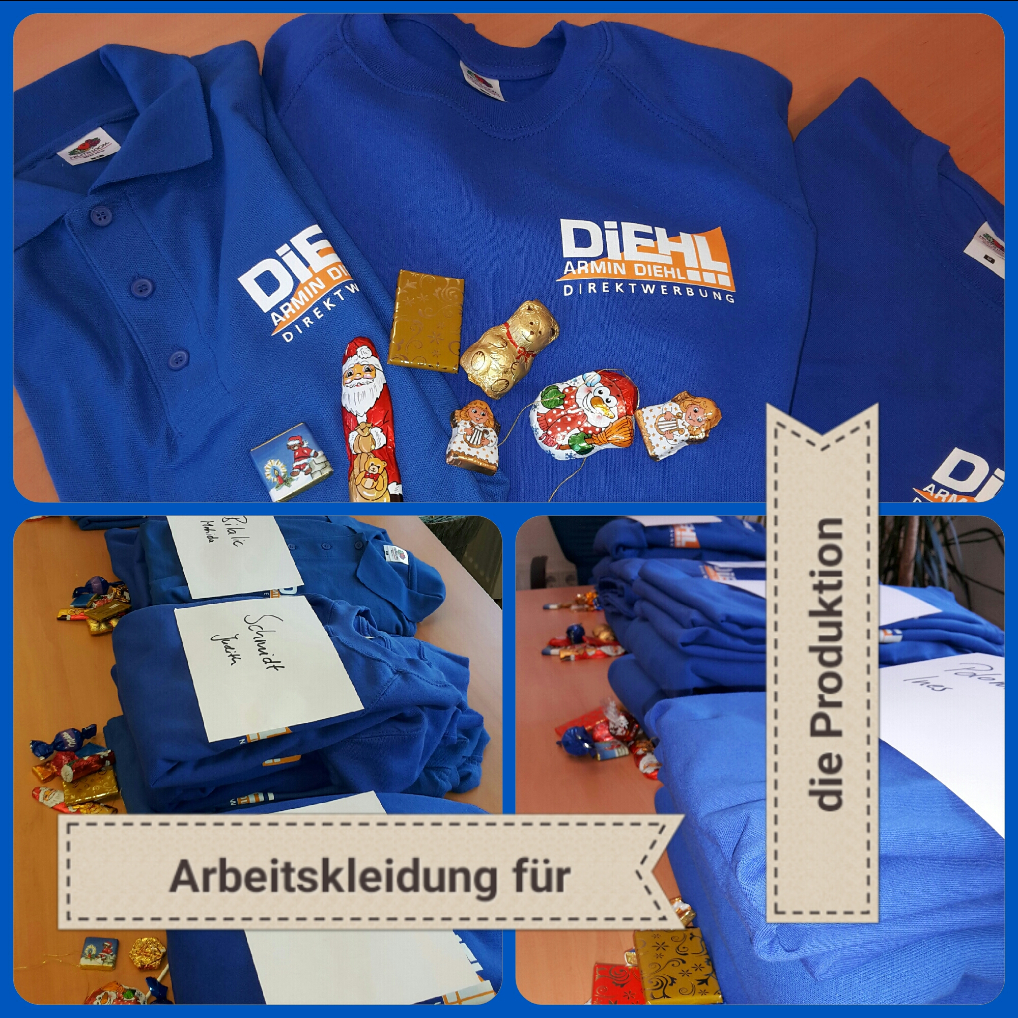 Arbeitskleidung Armin Diehl GmbH
