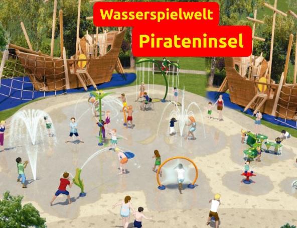 Bayern Park Wasserspielwelt Piraten