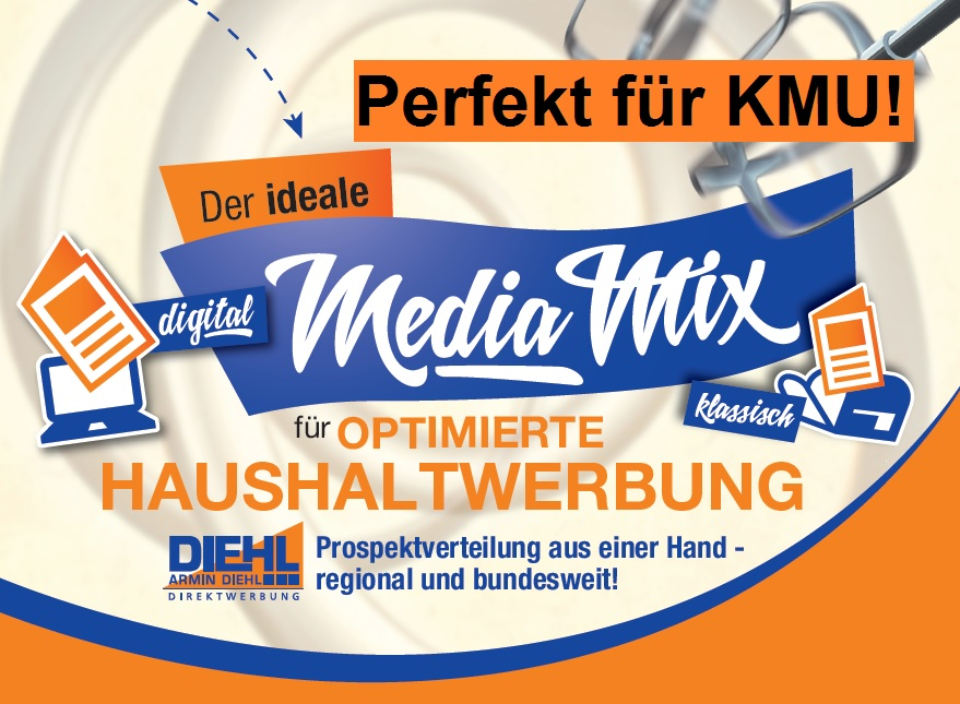 Werbung Marketing KMU